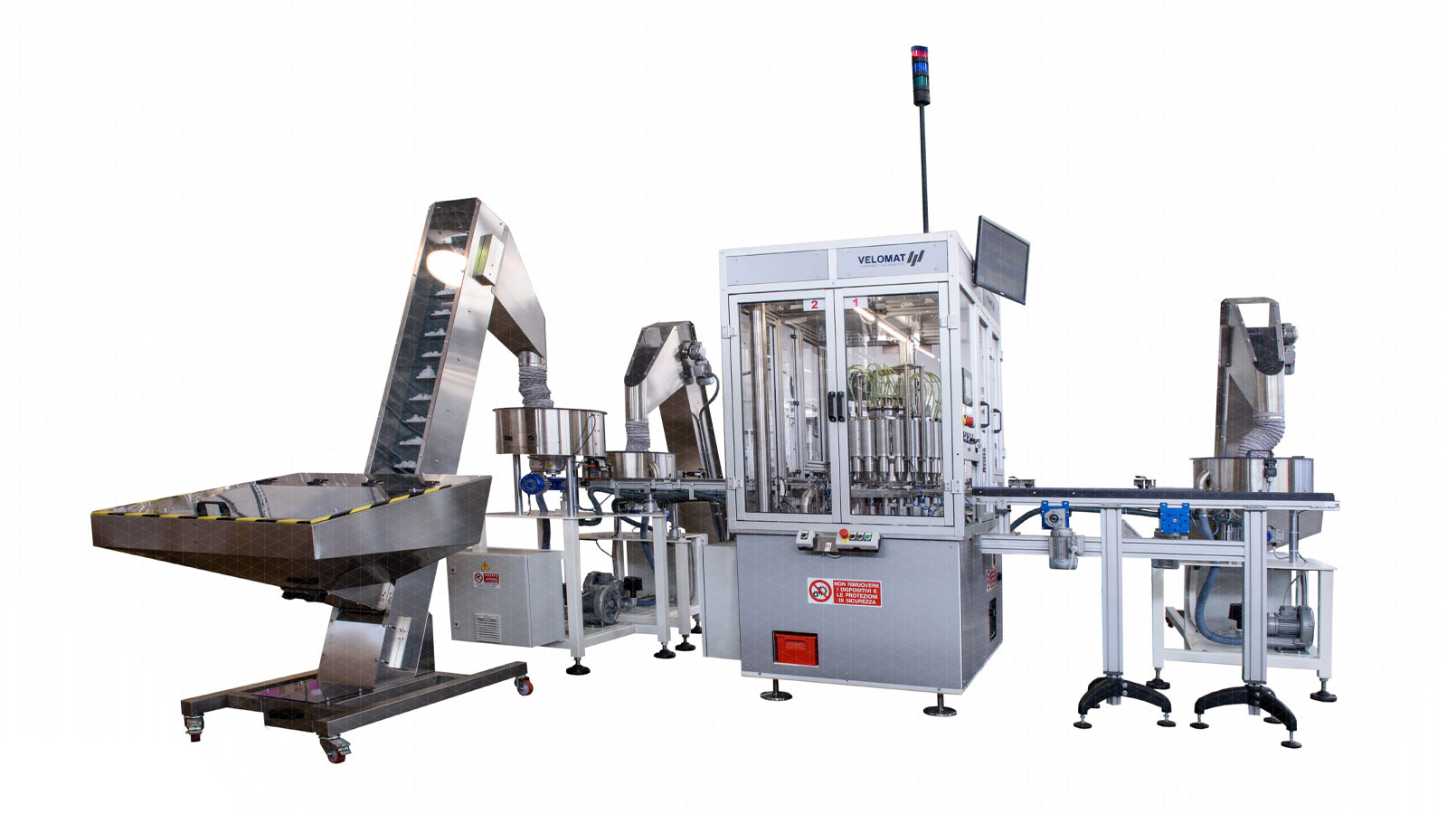 Continuous Motion Technology Velomat