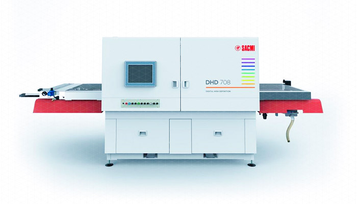 DHD708 Digital printer