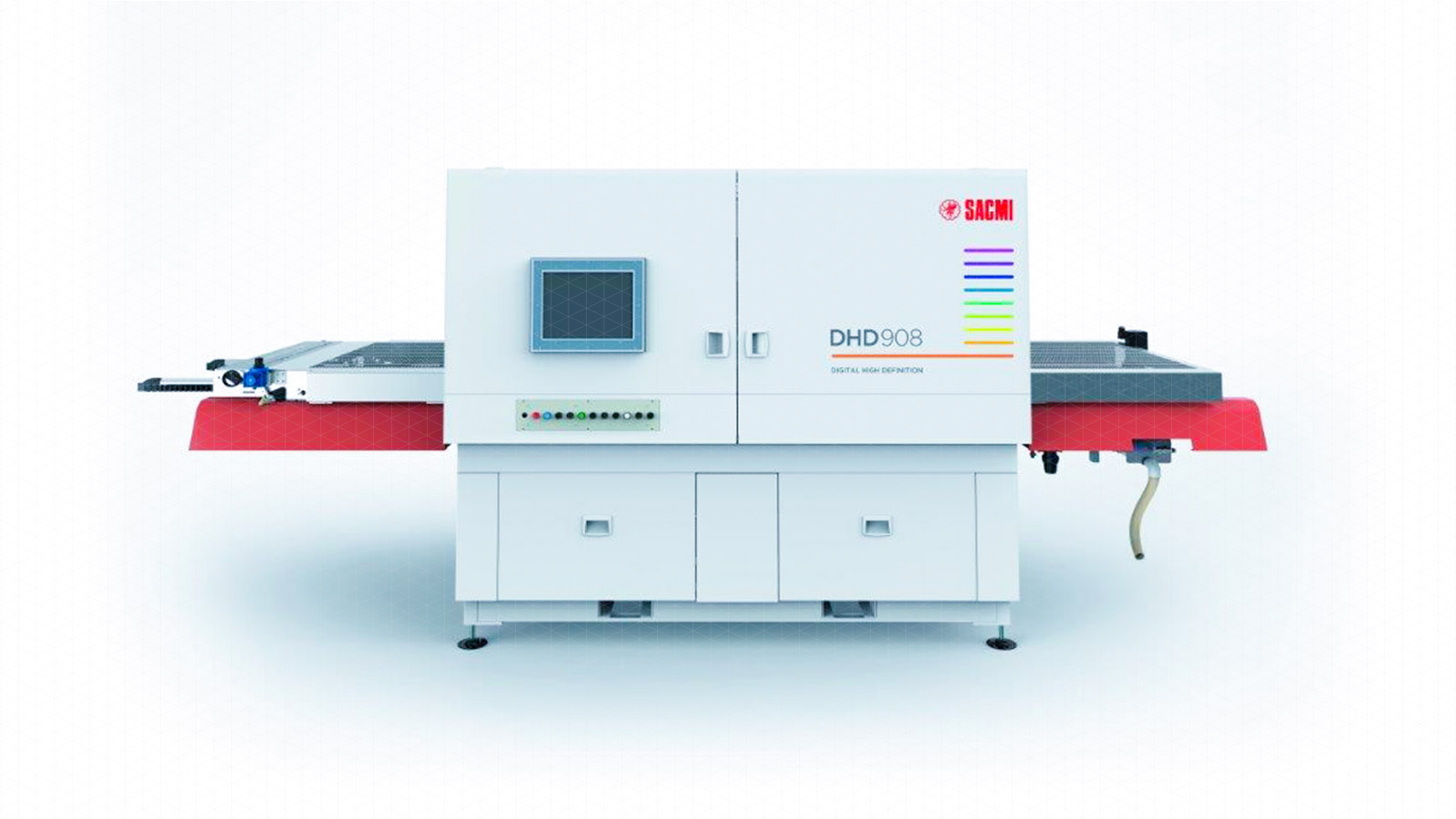 Ceramics decorating machines